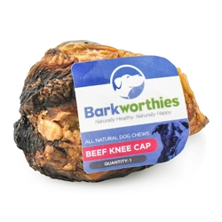 Barkworthies - Beef Knee Cap (Bulk Bag) (SW)
