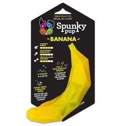 Spunky Pup Banana Treat Play Toy