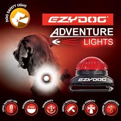 EzyDog Adventure Light