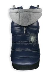 Sporty Puffer Vest - Blue