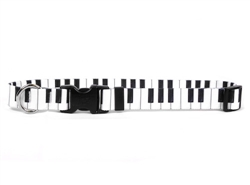 Piano Keys Standard Collar
