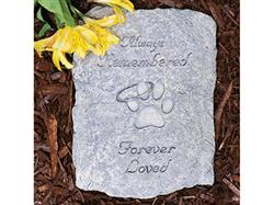 Always Remembered Forever Loved … Memory Stones
