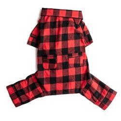 Buffalo Check Flannel Pajamas