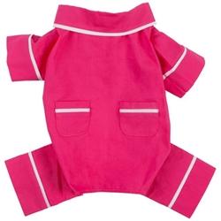 Pink Poplin Pajamas