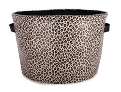 Leopard Toy Bin