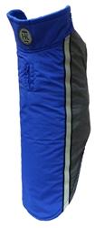 Aspen Nylon Reversible Fleece Jackets by Huxley & Kent