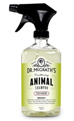 Dr. McGrath's FIELD GREENS SCENT Conditioning Spray Shampoo