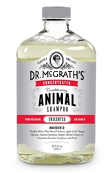 Dr. McGrath's Concentrated UNSCENTED Conditioning Shampoo