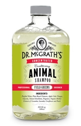 Dr. McGrath's Concentrated FIELD GREENS SCENT Conditioning Shampoo