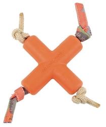 Major Dog Dog X - Orange  4 in