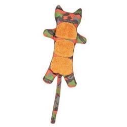 Major Dog Tiger - Camo Green/Orange  11 in