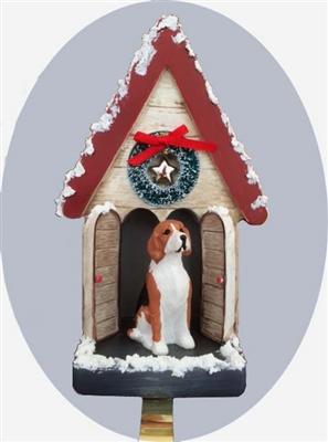 Dog House Stocking Holder