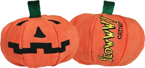 Yeowww!-loween Pumpkin