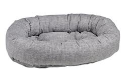 Donut Bed Allumina Microlinen