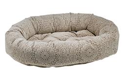 Donut Bed Chantilly Microvelvet