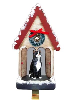 Cat Stocking Holder