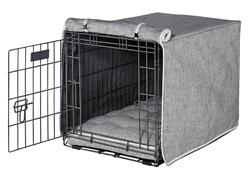 Luxury Crate Cover Allumina Microlinen