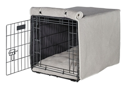 Luxury Crate Cover Aspen Chenille