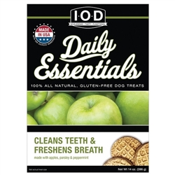 IOD Daily Essentials - Cleans Teeth & Freshens Breath