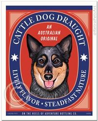 Cattle Dog Draught-(Australian Cattle Dog)