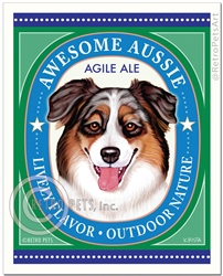 Awesome Aussie-(Australian Shepherd)