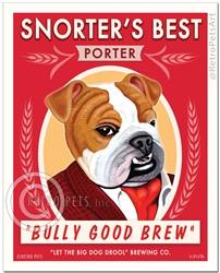 Snorter's Porter-(Bulldog-English)
