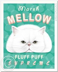 Marsh Mellow-(Cat,White)