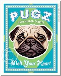 PUGZ Candy-(Pug, fawn)