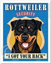 Rottweiler Security-(Rottweiler)