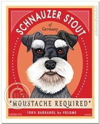 Scchnauzer Stout-(Schnauzer )