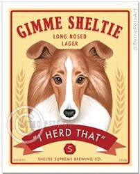 Gimme Sheltie-(Shetland Sheepdog )