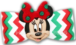 Minnie Mouse Loves Christmas