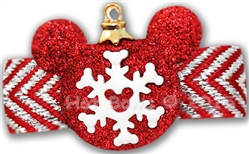 Snowflake Mickey