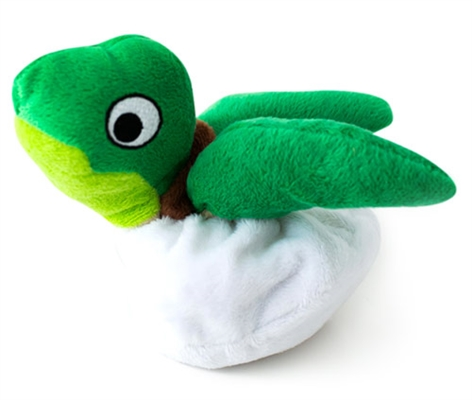 Hatchables Turtle Dog Toy