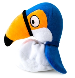 Hatchables Toucan Dog Toy