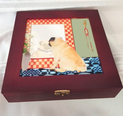 Reflections Memory Box