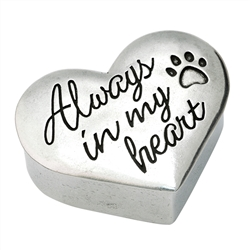 Trinket Dish - Always In My Heart