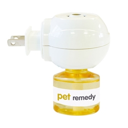 Pet Remedy Diffuser with 40 ml Refill