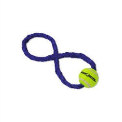 Gnarlys Figure 8 w/Tennis Ball 13""