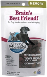 Ark Naturals Gray Muzzle - Brains Best Friend 3.17oz