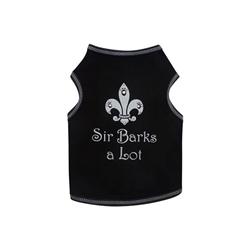 Sir Barks A Lot Tank