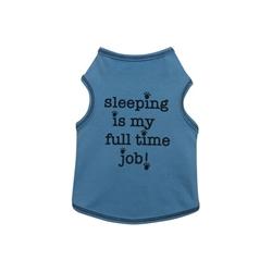 Sleeping Full Time Job Tank