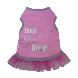 Dogs Rock Tank