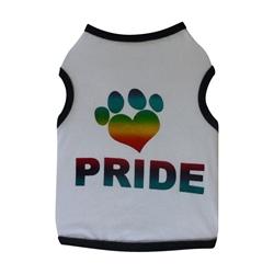 Pride Paw Tank