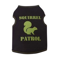 Squirrel Patrol Tank