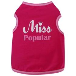 Miss Popular Tank