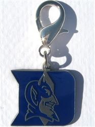 Duke University Blue Devils Dog Collar Charm