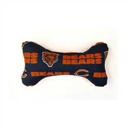 Chicago Bears Licensed NFL Plush Dog Toy