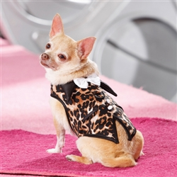 The Jungle Book Vest Harness with Satin Bow Tie