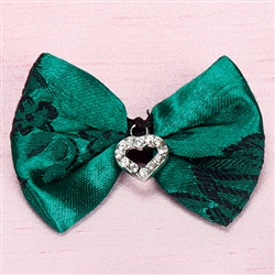 Tapestry Hair Bow
